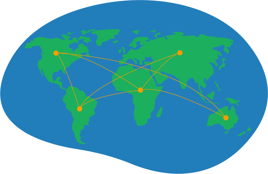 Connected World (Wuay) from undraw.co